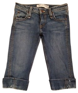 Hudson Jeans Hudson Capri Capri/Cropped Denim-Medium Wash