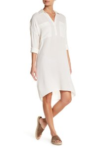 James Perse short dress White on Tradesy