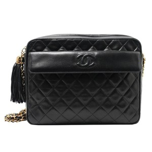 Chanel Quilted Bags on Sale - Up to 70% off at Tradesy : black chanel quilted bag - Adamdwight.com