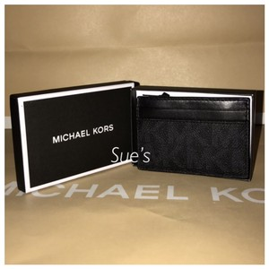 9730b7fce12e Michael Kors nwt mk mens card case with money clip