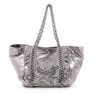 Silver Chanel On Sale - Tradesy f0046c1494ff5