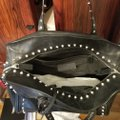 Alexander McQueen Studded with Skull Lock and Keys. Serial No. 544433312916 Black Leather Tote Alexander McQueen Studded with Skull Lock and Keys. Serial No. 544433312916 Black Leather Tote Image 5