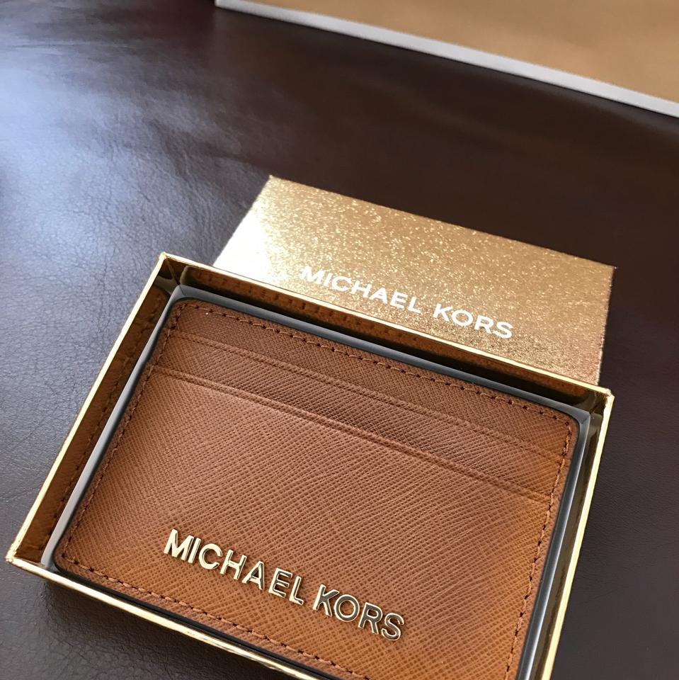 Michaels Brown Favor Boxes : Michael kors brown credit card gift box color luggage
