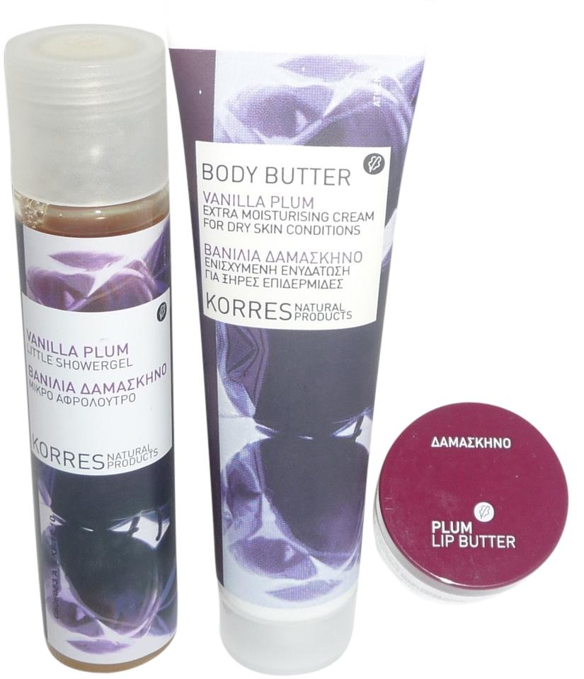 Korres Natural Products Body Butter