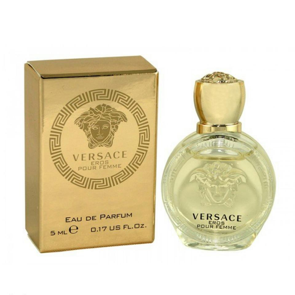 60fca0b3b7d9 Versace Mini-versace Eros Pour Femme By Versace-edp-made In Italy Fragrance