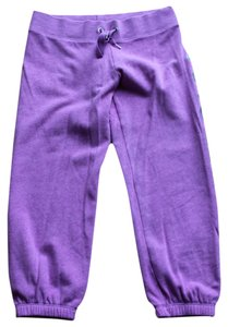 Victoria's Secret Capri/Cropped Pants Purple