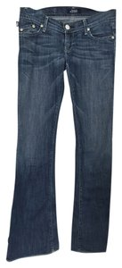Rock & Republic Denim Long Boot Cut Jeans-Medium Wash