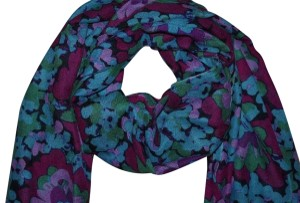Lilly Pulitzer Lilly Pulitzer silk cashmere Diamond in the Rough Murfee Scarf Wrap