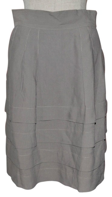 Preload https://item5.tradesy.com/images/searle-gray-tiered-flat-ruffle-knee-length-skirt-size-8-m-29-30-2248549-0-0.jpg?width=400&height=650