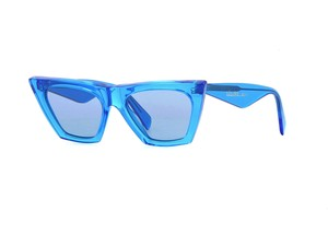 Cline Crystal Blue Celine Edge Sunnies - CL 41468 - FREE 3 DAY SHIPPING