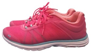 Ryka Training Running Sneaker Pink Fuchsia Athletic