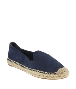 Tory Burch Suede Blue Flats