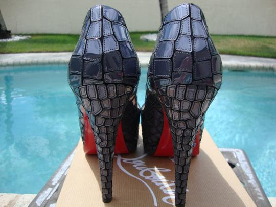 Christian Louboutin Very Rare Clair de Lune Pumps