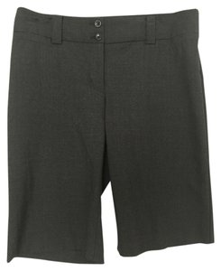 Express Business Professional Bermuda Shorts Black