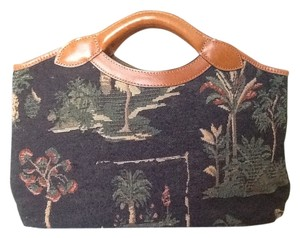 Tommy Bahama Tote in Tropical Print