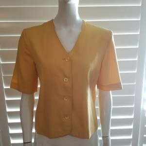 Norton McNaughton Button Down Shirt Gold