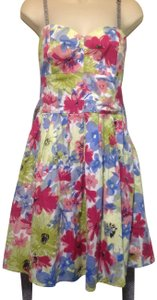 Floral Maxi Dress by Aryeh Anthropologie New With Tags Wear