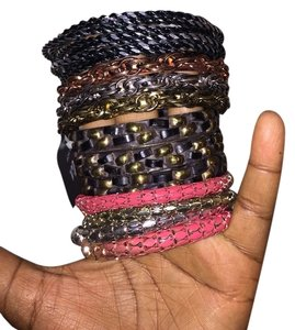 4 Bundles Of Bracelets