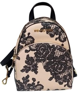 Michael Kors Leather Abbey Backpack