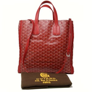 Goyard Neverfull Gm Chanel Gucci Saint Louis Red Travel Bag