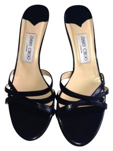 Jimmy Choo Kitten Heels Classic Sexy Black Formal