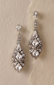 BHLDN Silver Bhldn-salvador Drop Earrings
