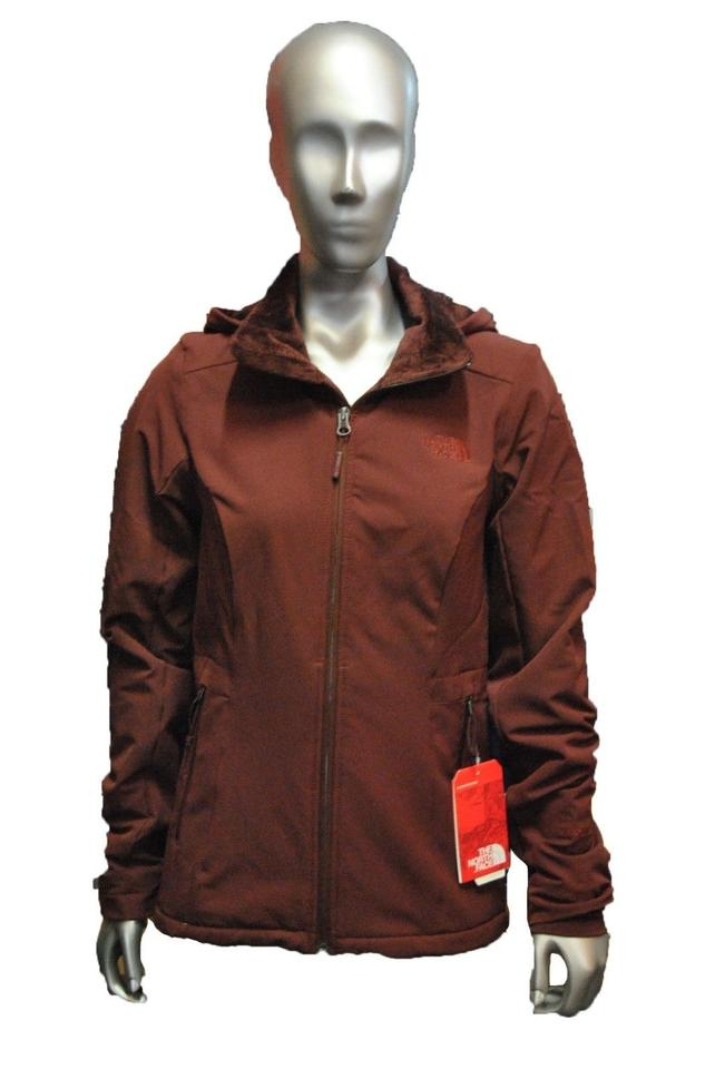 ccbc50dfd The North Face Sequoia Red Women's Shelbe Raschel Hoodie In Small Jacket  Size 6 (S) 36% off retail