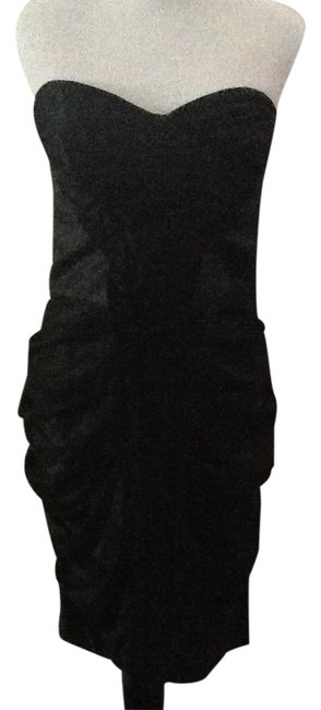 Preload https://item3.tradesy.com/images/nicole-miller-black-party-small-above-knee-night-out-dress-size-10-m-2249212-0-2.jpg?width=400&height=650