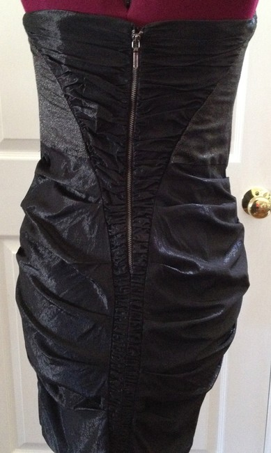 Nicole Miller Party Viscose Sexy Dress