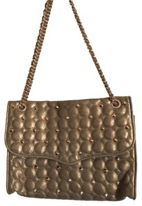 Rebecca Minkoff Studded Leather Shoulder Bag