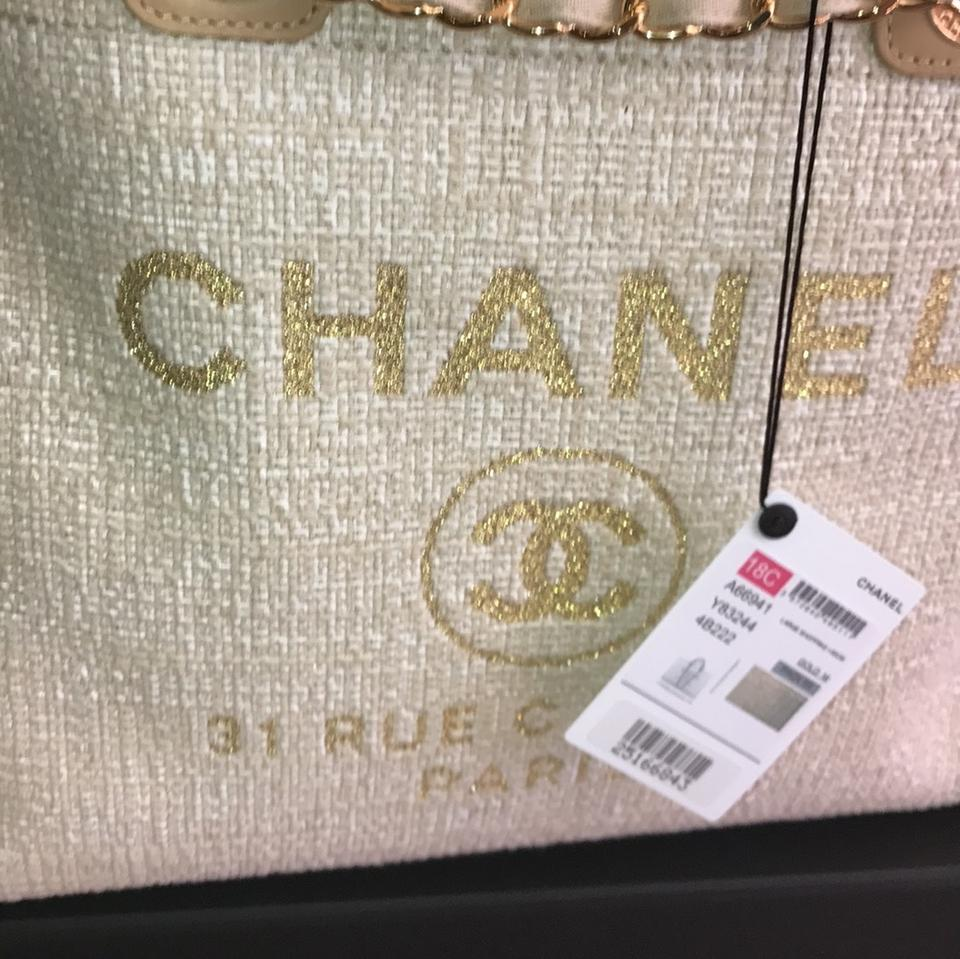 dfbae76b5edc Chanel New 2018 2018 Rue Cambon 2018 Tote in gold Image 11. 123456789101112