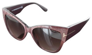 Tom Ford TOM FORD Anoushka Cat Eye Sunglasses TF 371-50F