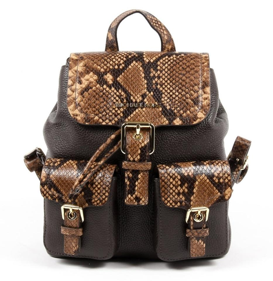 Michael Kors Cooper Susie Leather Backpack