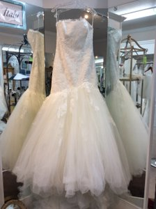 Enzoani Falcon Ivory Wedding Dress