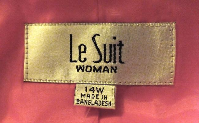 Le Suit New Size:14W Lined 3/4 Sleeve