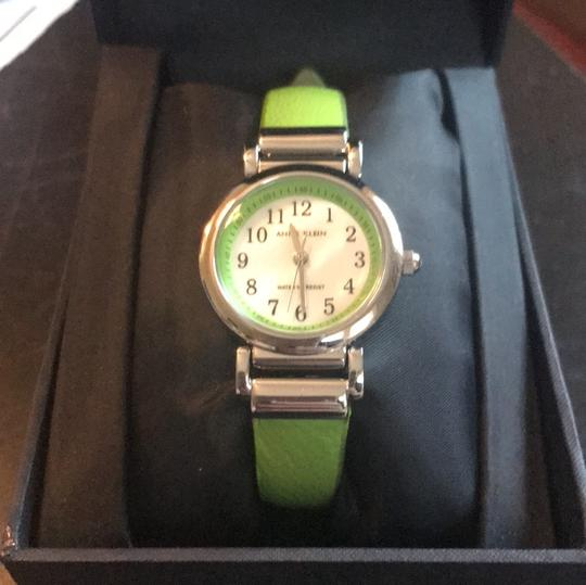 Anne Klein Like green Anne Klein Watch with Silver accents