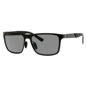 Gucci NEW Gucci 2238/S Polarized Black Flat Top Mens Sunglasses