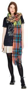 Urban Outfitters Urban Outfitter Mixed Plaid Scarf NWT In The Bag $39 FREE SHIP