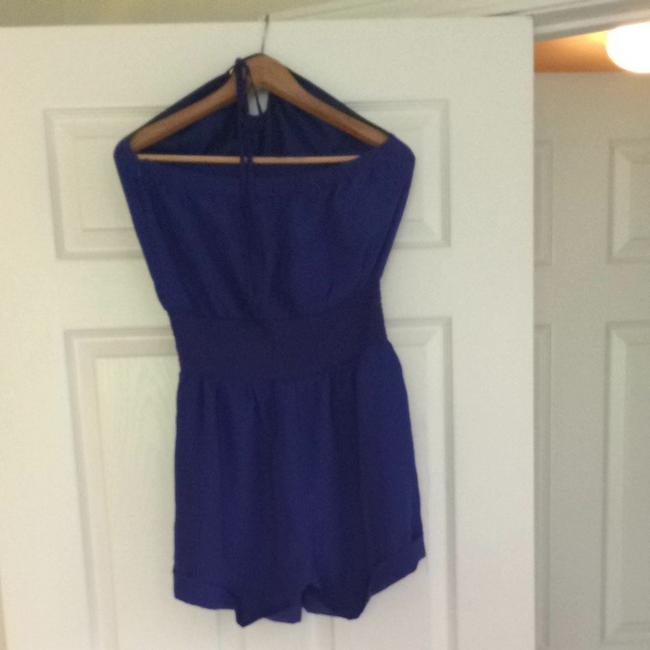Other short dress Royal Blue on Tradesy