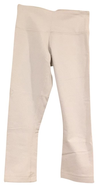 Item - White and Tan Wonder Under Activewear Bottoms Size 2 (XS)