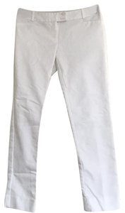The Limited Express Office Work Capri/Cropped Pants White