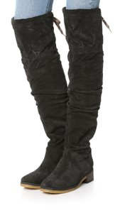 See by Chloé Otk Slouchy Black Boots