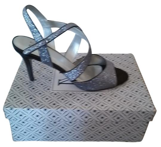 M by Marinelli Soll Pewter/Black Sandals