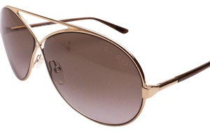 "Tom Ford Tom Ford ""Georgette"" Aviator Sunglasses"