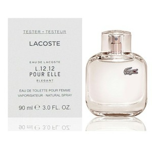 Lacoste EAU DE LACOSTE POUR ELLE ELEGANT-BOXED TESTER-MADE IN UK