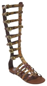 Jeffrey Campbell Tip 2 Gladiator Sandals