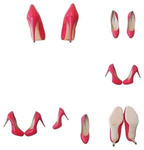 Brian Atwood Hot Pink Pumps