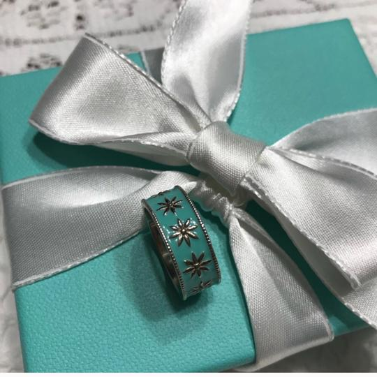 Tiffany Blue Daisy Ring, Size 5, 5.5 And 6 Tiffany blue daisy ring