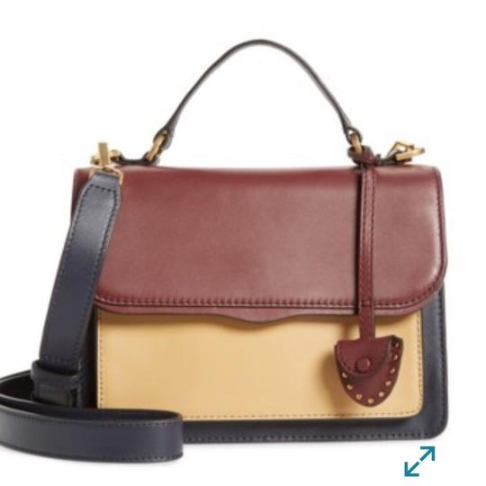 Preload https://item3.tradesy.com/images/rebecca-minkoff-small-top-handle-multicolor-leather-cross-body-bag-22498632-0-0.jpg?width=440&height=440