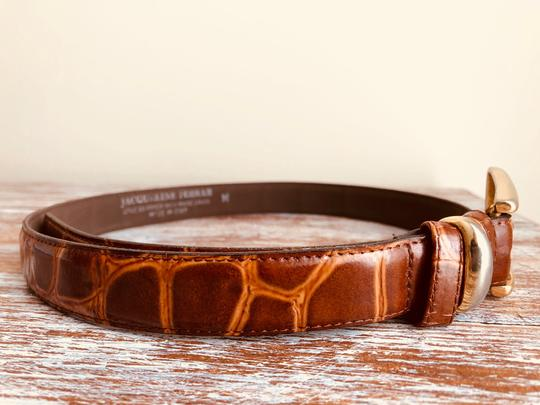 Jacqueline Ferrar Leather Belt